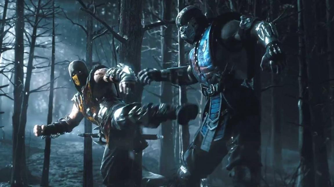 Mortal Kombat XL je definitivní edice povedené bojovky se všemi postavami a DLC