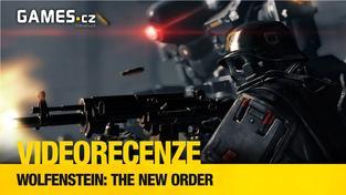 Wolfenstein: The New Order - videorecenze PC verze