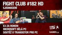 Fight Club #182 HD: Sjednocení