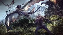 Zaklínač 3 se na E3 blýskl parádním honem na gryfa
