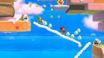 Bavlnkové dobrodružství Yoshi's Woolly World pro Wii U boří hranice roztomilosti