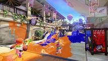 Multiplayerová stříkanice Splatoon promění obrazovku v barevné peklo