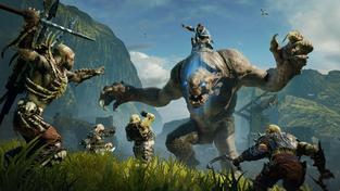 Middle-Earth: Shadow of Mordor - E3 Nemesis system trailer