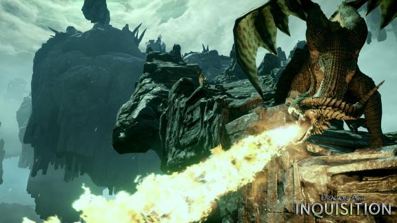 Dragon Age: Inquisition předvádí taktický systém soubojů
