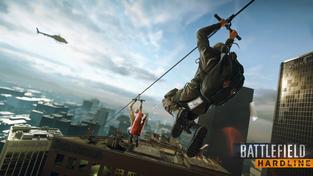 Battlefield Hardline - 6 minut z multiplayeru (E3 2014)
