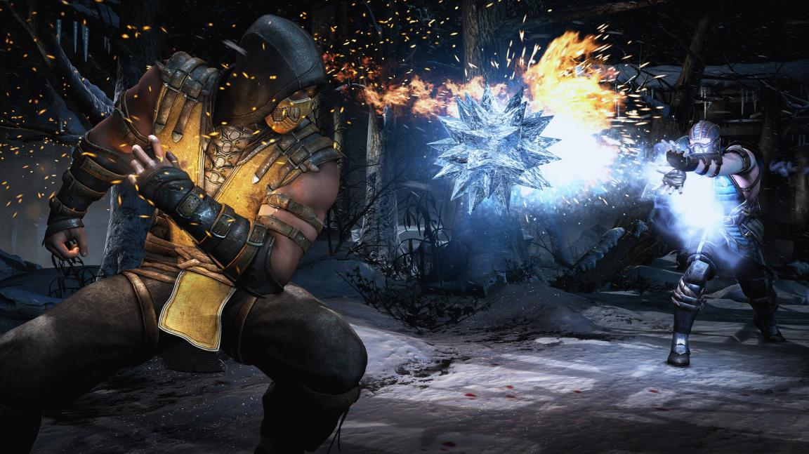 Mortal Kombat X vyjde i na mobilní platformy a chlubí se příběhem