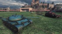 Nový mód pro World of Tanks do hry přináší... fotbal?!