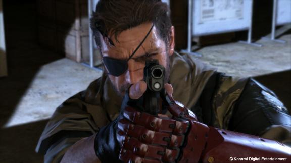 Metal Gear Solid V: Ground Zeroes a Phantom Pain vyjde na PC
