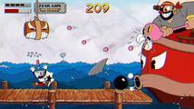 Cuphead se blýskne grafikou starých animáků a moderní hratelností klasických stříleček