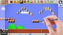 V Mario Maker si můžete navrhnout vlastní plošinovku s Mariem