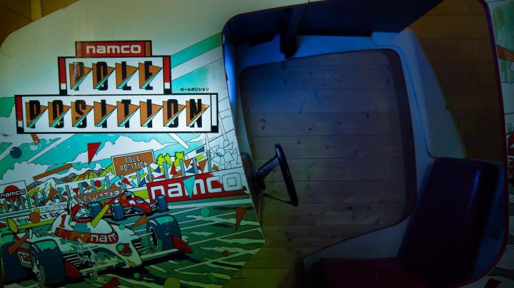 Arcade Olé #11: Pole Position