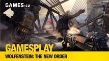GamesPlay: Lukáš proti nacistům ve Wolfenstein: The New Order