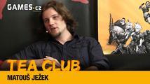 Tea Club #7: Matouš Ježek o vyprávění příběhů
