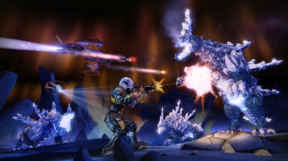 E3 dojmy: Borderlands The Pre-Sequel se tváří jen jako datadisk a vezme vás na Měsíc