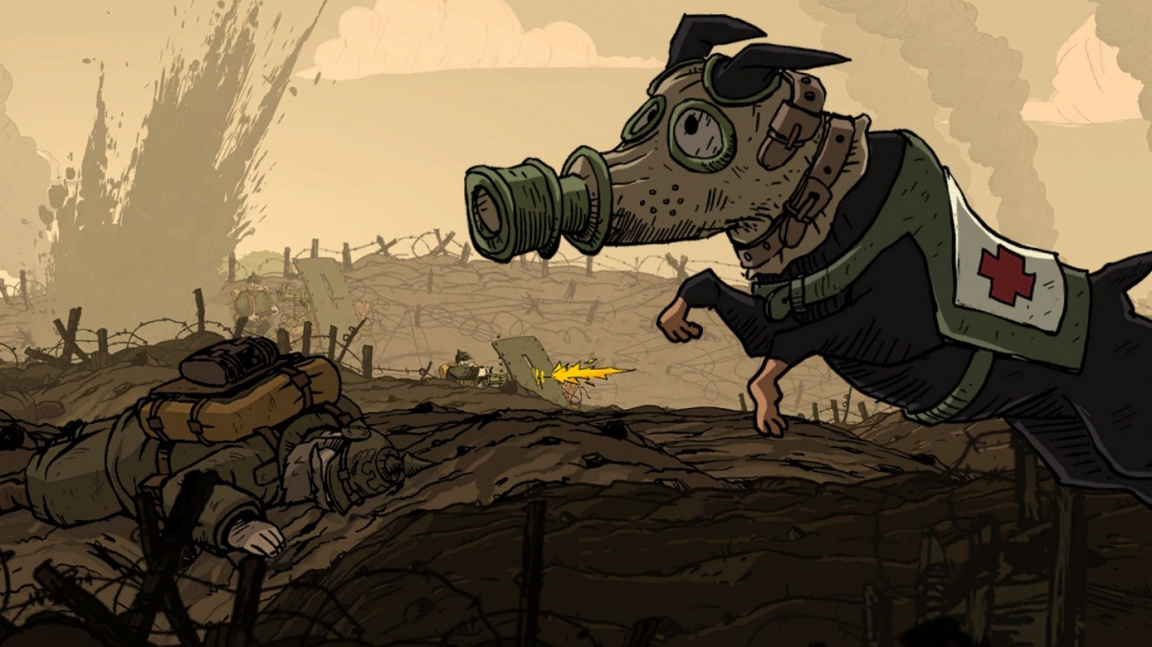 Valiant Hearts: The Great War - recenze