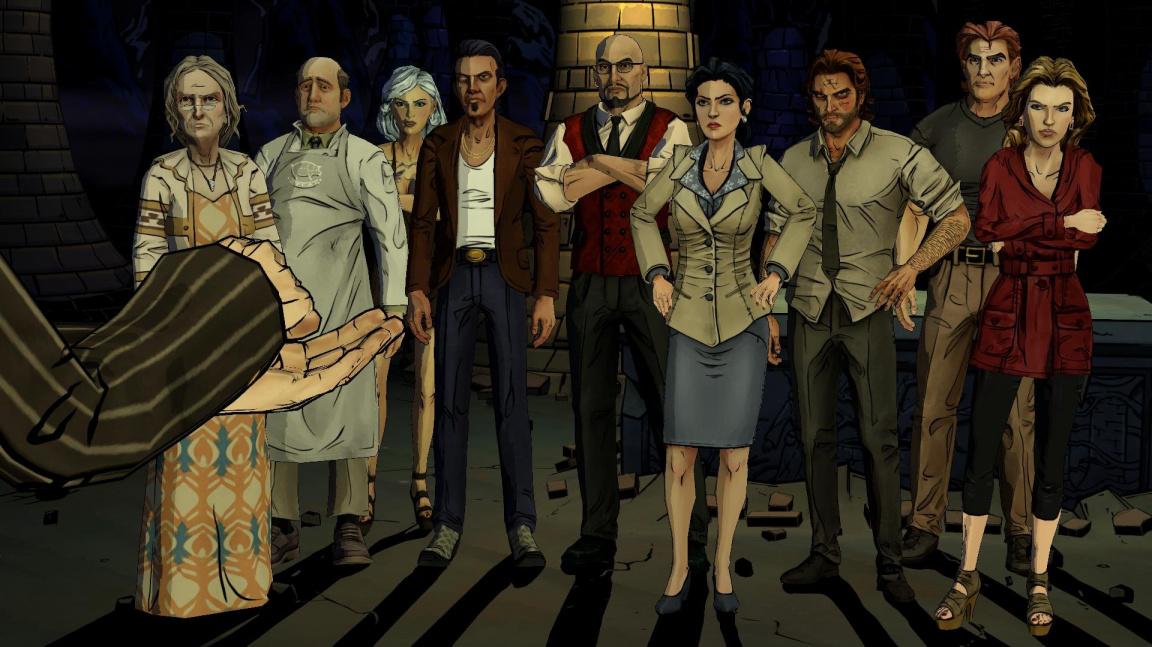 Další sezóny The Walking Dead a The Wolf Among Us vydá Telltale v roce 2018, nový Batman přijde už letos