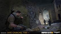 Sniper Elite 3: Save Churchill DLC