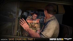 Sniper Elite 3 - Save Churchill DLC trailer