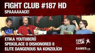 Fight Club #187 HD: Spaaaaaace!