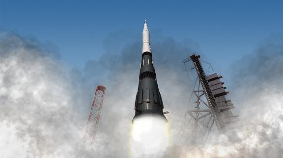 Buzz Aldrin's Space Program Manager vás nechá naplánovat cestu do vesmíru