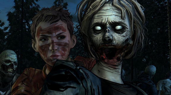 The Walking Dead: Season 2 - recenze 4. epizody