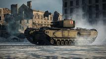 Nový update World of Tanks přidává budování klanových základen