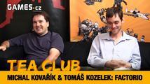 Tea Club #8: Michal Kovařík a Tomáš Kozelek