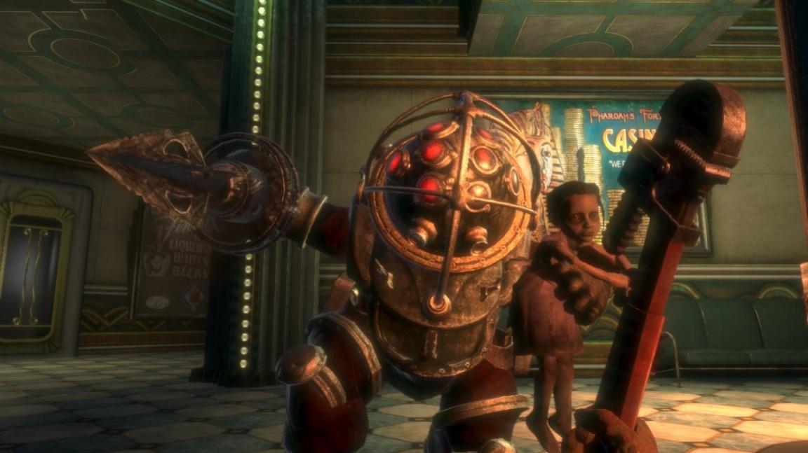 První BioShock se vrací v předělané verzi pro iPhone a iPad