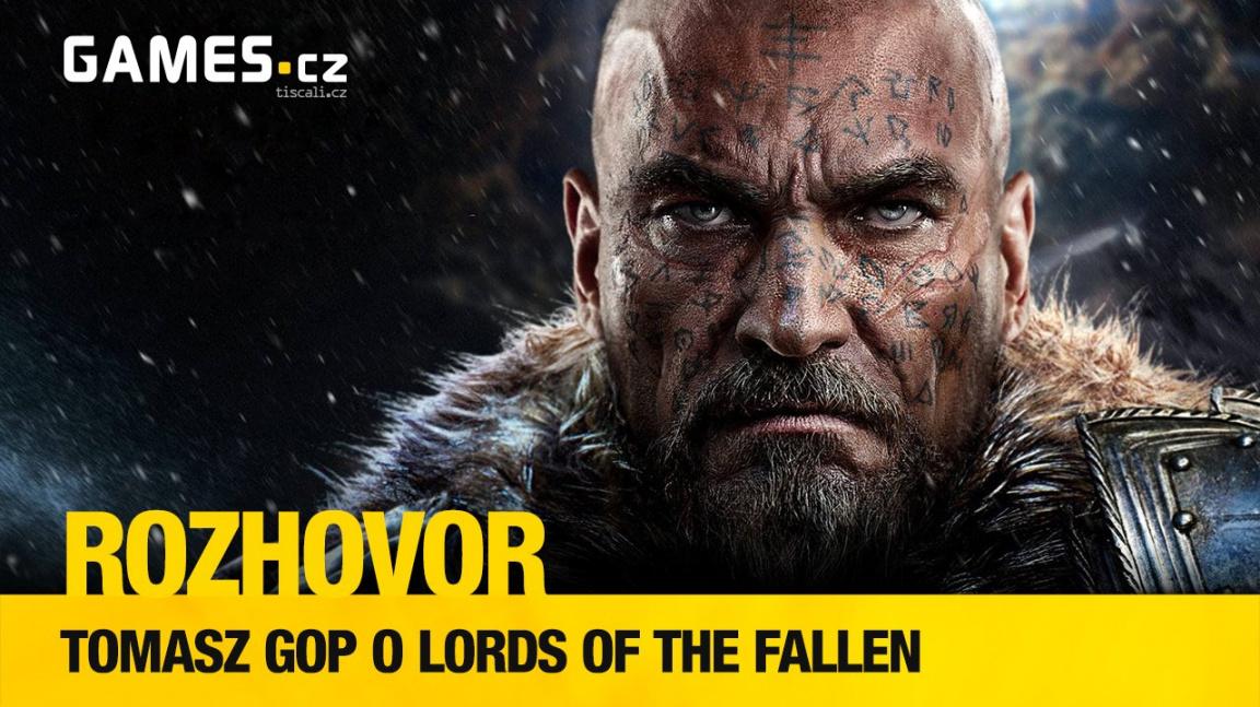 Producent hardcore RPG Lords of the Fallen vysvětluje pravidla přežití