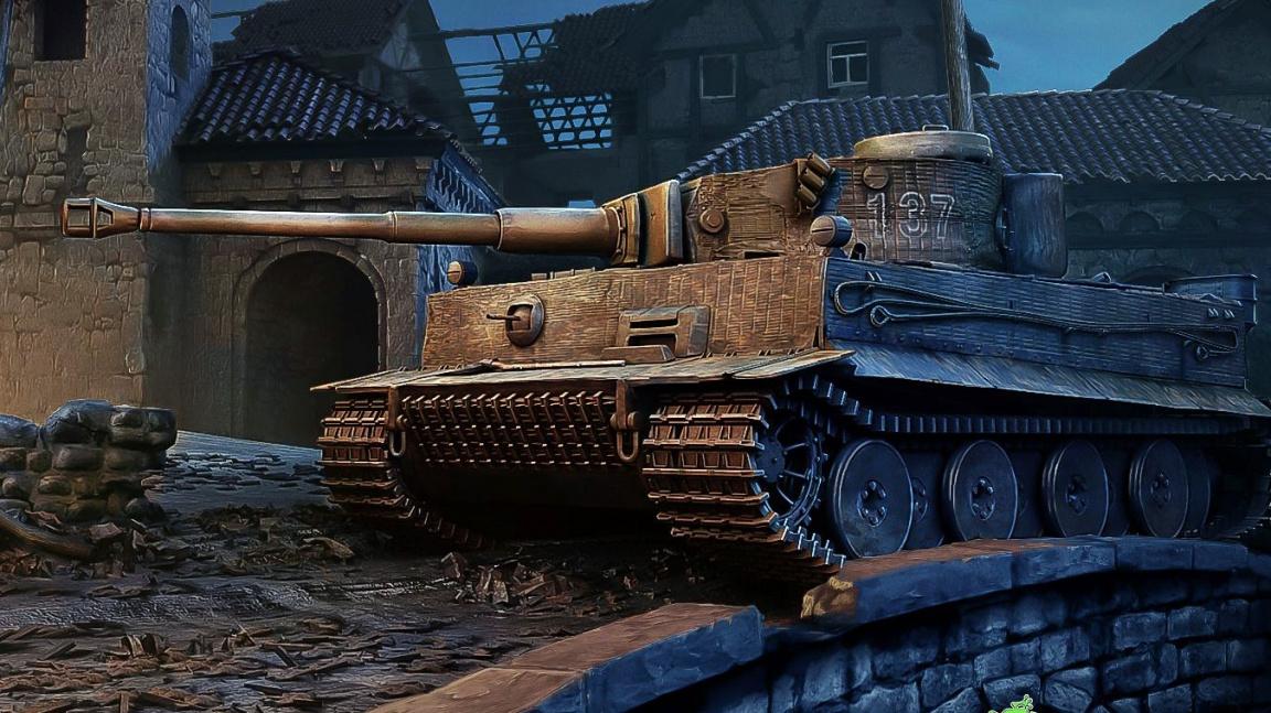 Panzer Tactics HD - recenze