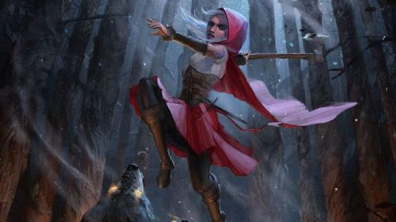 Červená karkulka z Woolfe: The Red Hood Diaries přivedla tvůrce na mizinu