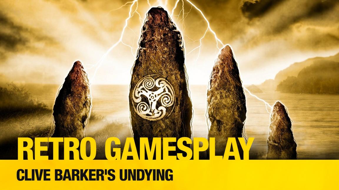 Retro GamesPlay: Pavel a Honza hrají hororovou klasiku Clive Barker's Undying