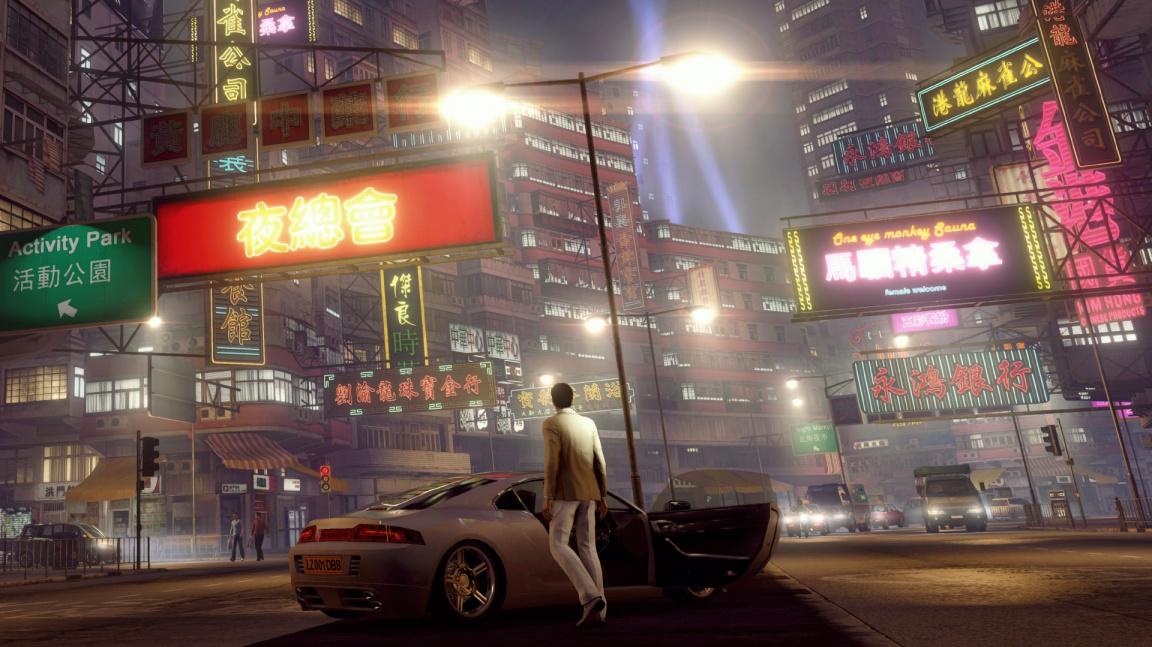 Square Enix vydá Sleeping Dogs: Definitive Edition na PC a next-gen konzolích