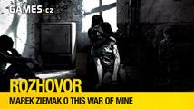 Marek Ziemak mluví o válečné 'simulaci' This War of Mine
