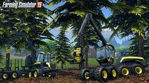 Farming Simulator 15 předvádí radosti a strasti těžby dřeva