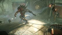 Evolve má skromný příběh, ale opravdu velká monstra