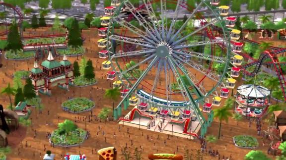 RollerCoaster Tycoon World