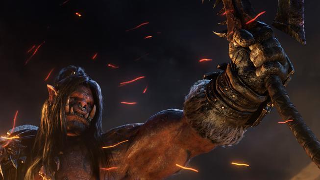 seznamka Warcraft