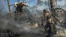 Assassin's Creed Rogue není pecka, ale ani vykrádačka Black Flag