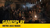 GamesPlay: Metro 2033 Redux
