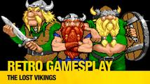 Retro GamesPlay: Pavel a Honza Olejník hrají klasiku The Lost Vikings