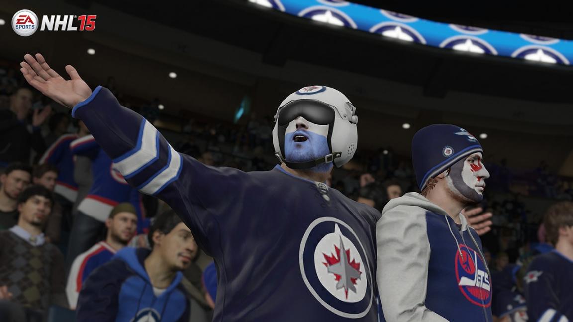 NHL 15 bude tak reálná, že ukáže i praskliny ve schodech