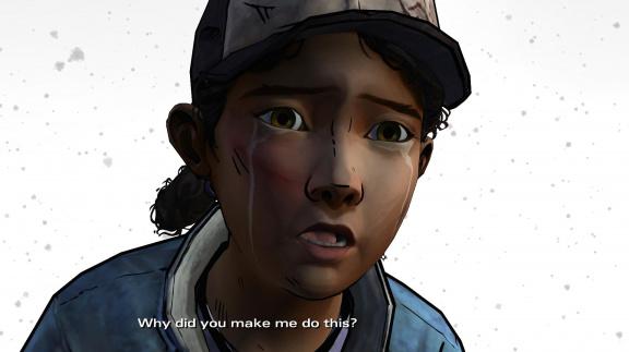 The Walking Dead: Season 2 - recenze 5. epizody