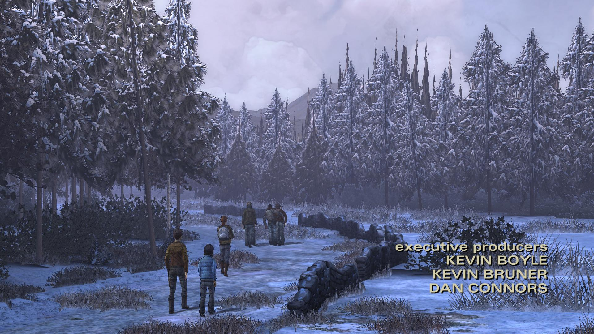The Walking Dead: Season 2 - Episode 5: No Going Back