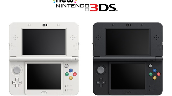Nintendo představuje novou verzi 3DS a upřesňuje data vydání podzimních her