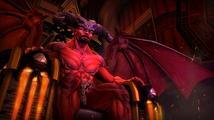 Hrdinové Saints Row IV budou příští rok utíkat z pekla v remasteru a samostatném datadisku
