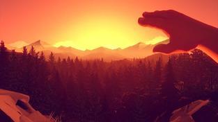 Tvůrci adventury Firewatch se nechali spolknout společností Valve