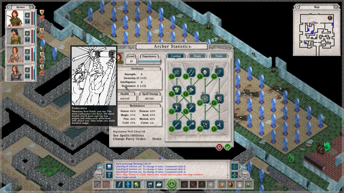 Nemůžete nic zkazit, když si zahrajete remake klasického RPG Avernum 2
