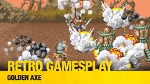 Retro GamesPlay: Golden Axe