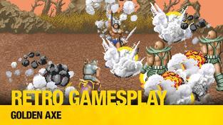 Retro GamesPlay: Golden Axe
